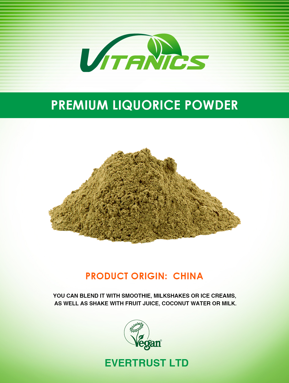 Licorice Powder Conventional 125g