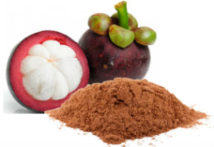 Organic Mangosteen Rind Powder Freeze Dried 60g