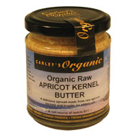 Raw Organic Apricot Kernel Butter - 170g