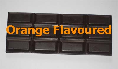 Orange Flavoured Raw Cacao Bar 60g
