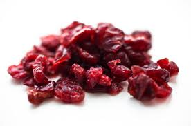 Dried Cranberries (Sweetened) 250g