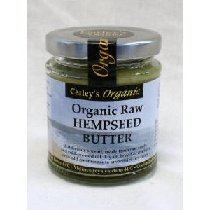 Raw Organic Hemp Seeds Butter 170g
