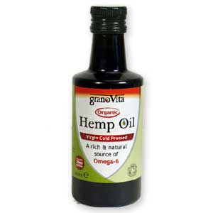 Organic Hemp Seed Oil 260ml