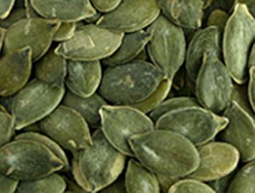 Raw Organic Pumpkin Seeds 1 kg