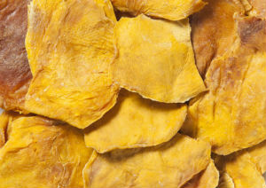 Organic Dried Mango Slices (Cheeks) 250g