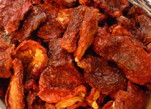 Organic Sun-Dried Tomato Halves 250g