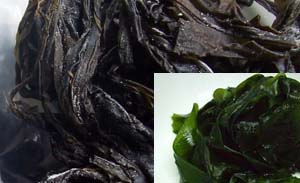 Organic Irish Atlantic Wakame 60g