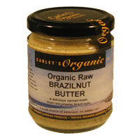 Raw Organic Brazil Nut Butter - 170g