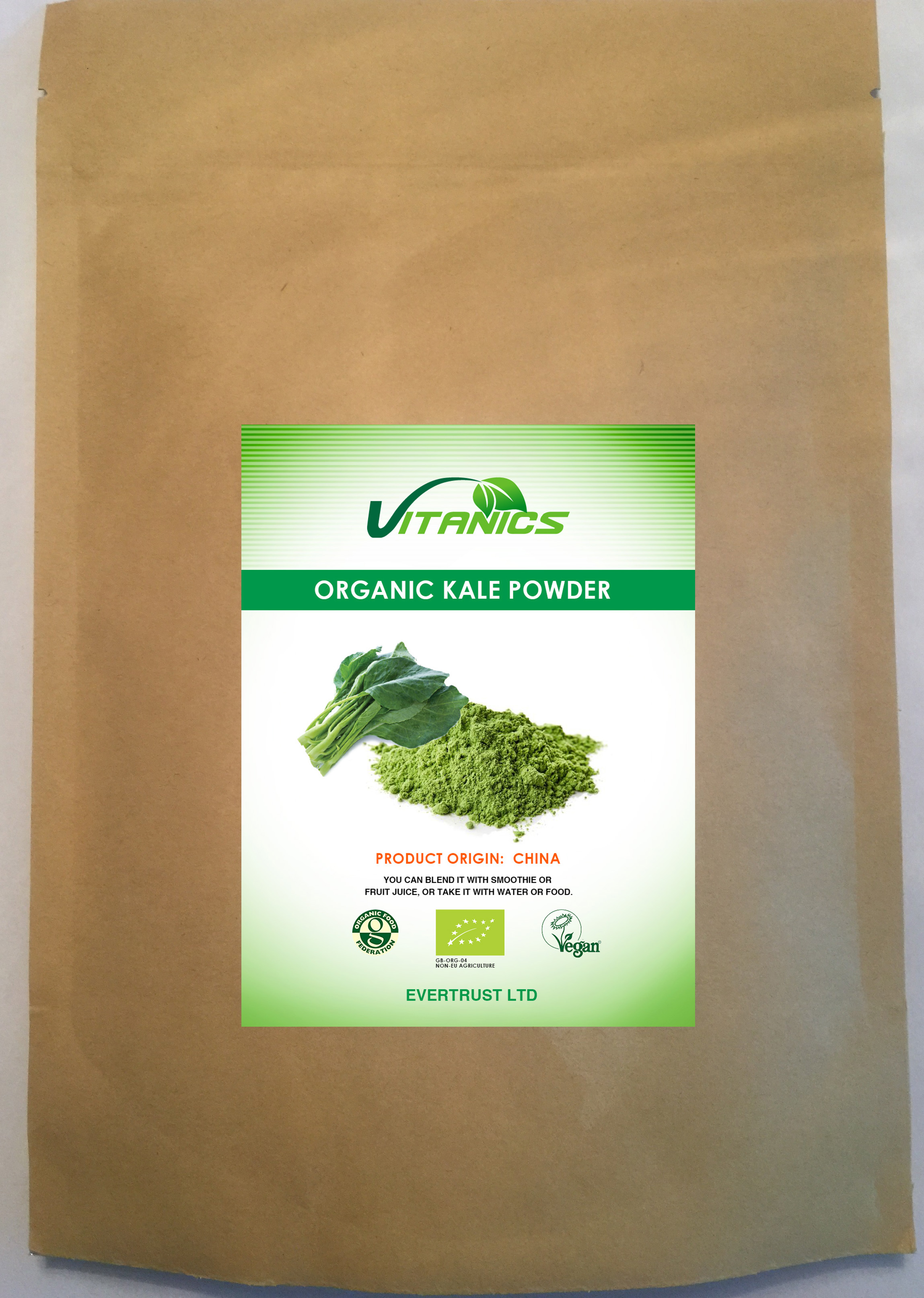 Organic Kale Powder 100g